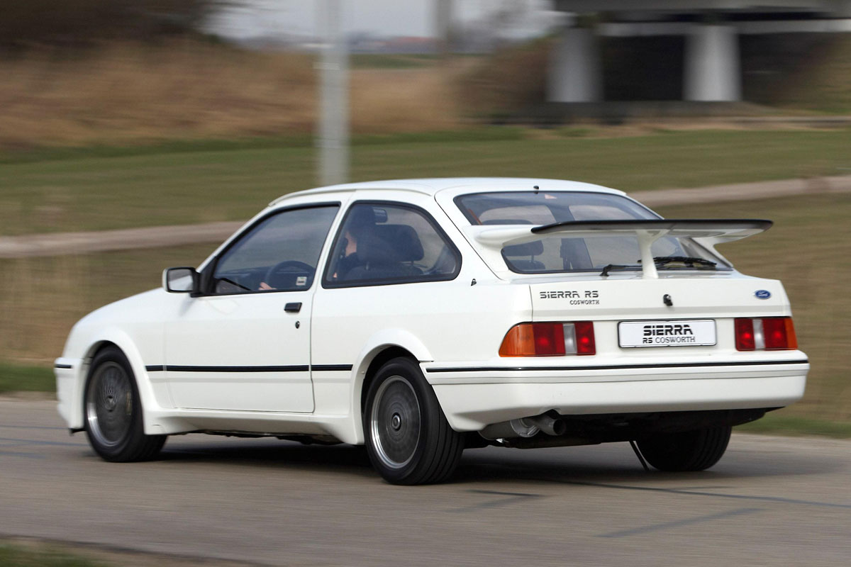 vrimibolide ford sierra rs cosworth autonieuws. Black Bedroom Furniture Sets. Home Design Ideas