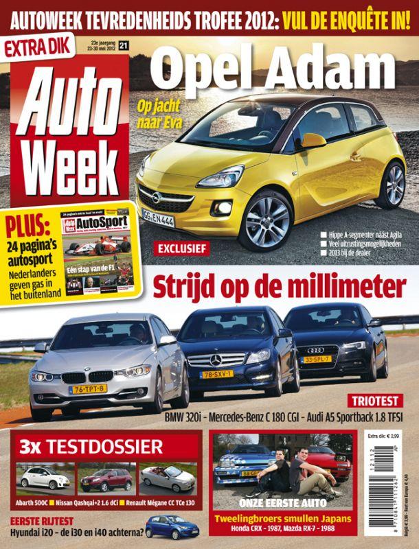AutoWeek 21 2012