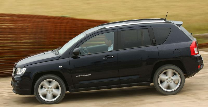 Jeep Compass 2.4 Limited 4WD (2011)