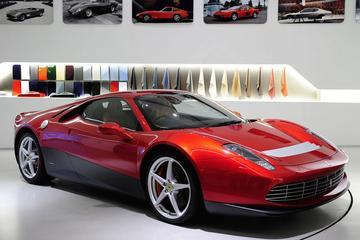 Speciale Ferrari 458 Italia voor Eric Clapton