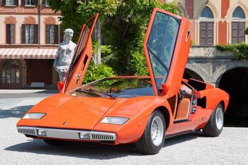 Lamborghini Countach komt terug
