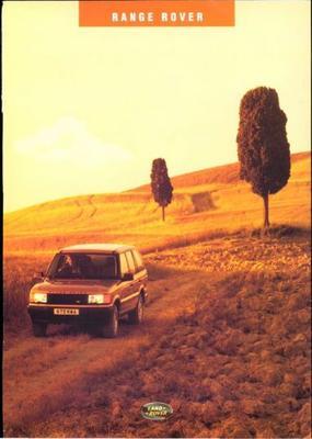 Land Rover Range Rover Hse,se