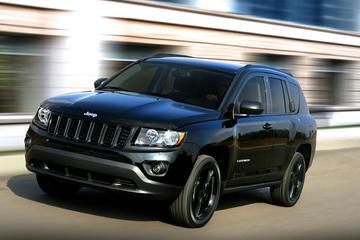 Jeep Compass en Patriot vervangen door één model