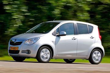 Opel Agila 1.0 Edition (2011)