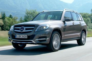 Rij-impressie Mercedes GLK en G 63 AMG