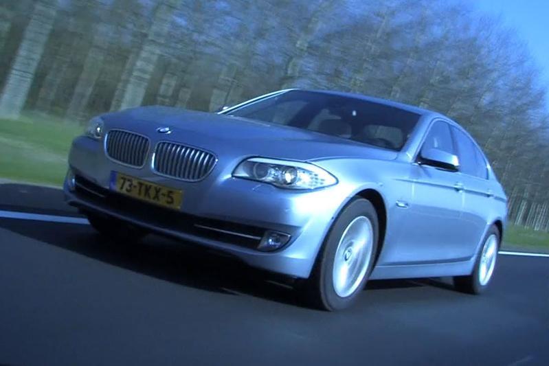 Rij-impressie BMW ActiveHybrid 5