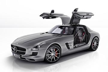 Mercedes-Benz SLS AMG evolueert naar GT-versie
