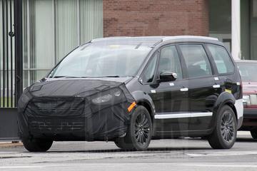 Nieuwe Ford Galaxy heeft nog een lange weg te gaan