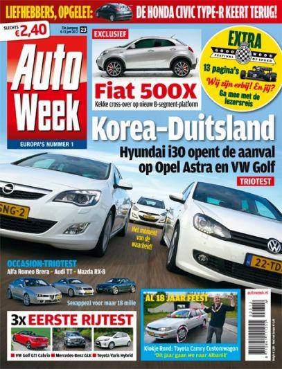 AutoWeek 23 2012