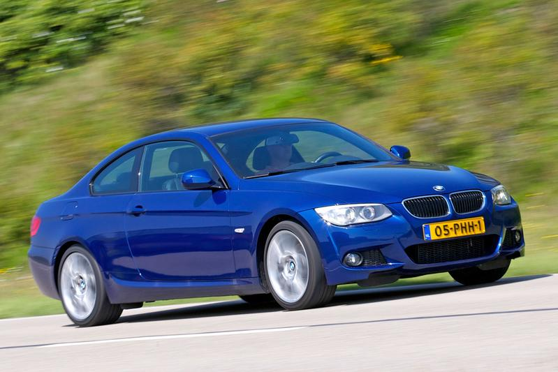 BMW 320i Coupé Corporate Lease (2011)