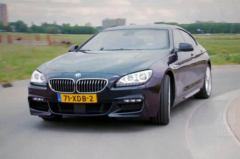 Rij-impressie BMW 6-serie Gran Coupé