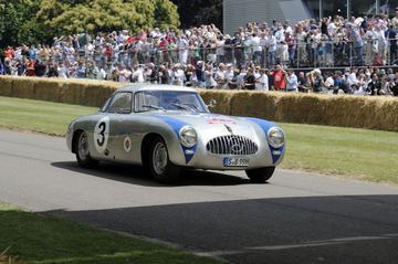 Mercedes-Benz neemt klassiekers mee naar Goodwood