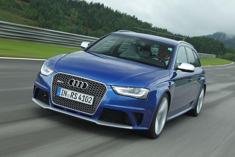 Rij-impressie Audi RS4 Avant