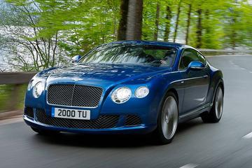 Goodwood-primeur: Bentley Continental GT Speed