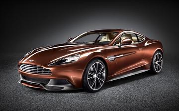 En nu voor het echie: Aston Martin Vanquish
