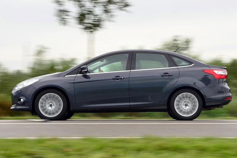 Ford Focus 1.6 EcoBoost 150pk Titanium (2011)