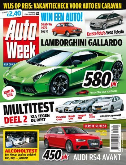 AutoWeek 26 2012