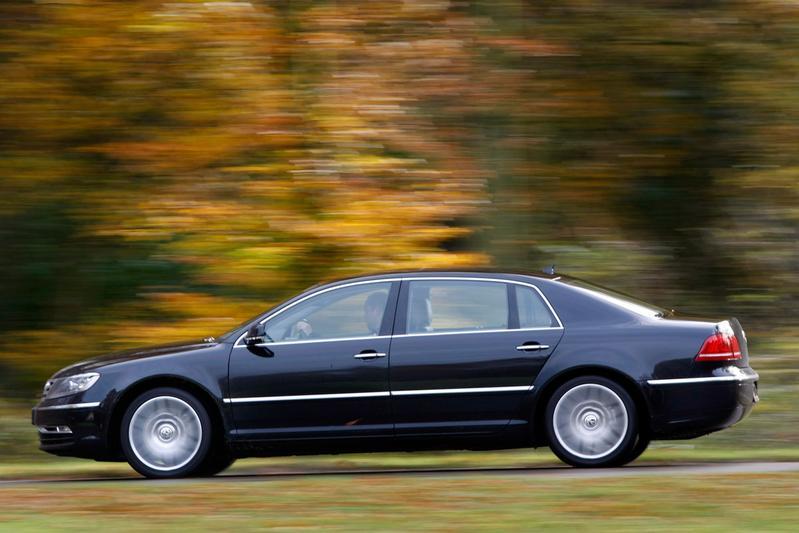 Volkswagen Phaeton Lang 3.0 TDI 4Motion (2011)