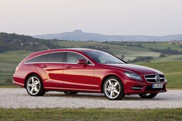 Nu officieel: Mercedes CLS Shooting Brake