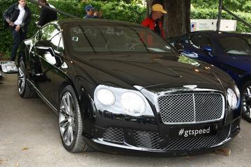 """Bentley op Goodwood: """"GT Speed is onze supercar"""""""