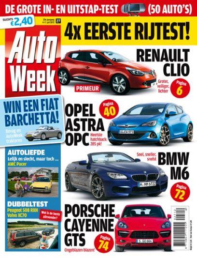 AutoWeek 27 2012