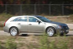Cadillac CTS Wagon 3.6 AWD Sport Luxury