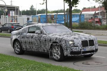 'Een of twee nieuwe versies Rolls-Royce Ghost'