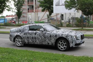 Rolls Royce werkt aan gecoupeerde Ghost