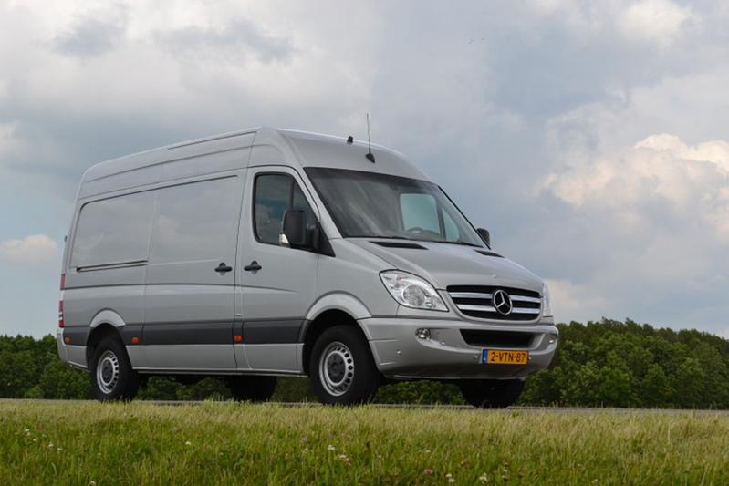 Gereden: Mercedes-Benz Sprinter 316CDI 7G-TRONIC