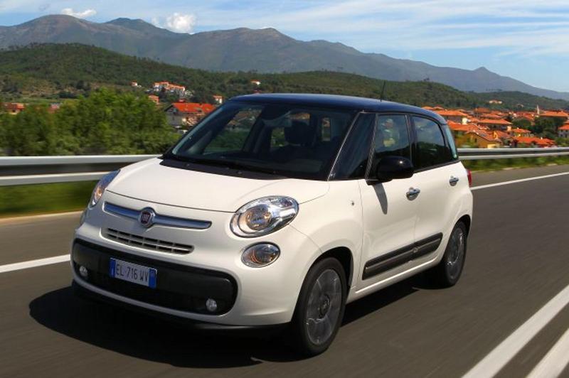 Gereden: Fiat 500L