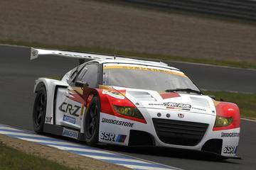 Twinturbo V6 voor raceversie van Honda CR-Z