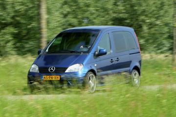 Mercedes-Benz Vaneo 1.7 CDI – 2004