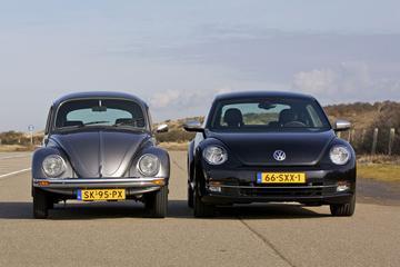 Oud & Nieuw: Volkswagen Kever 1.2 (1987) - Volkswagen Beetle 2.0 TSI