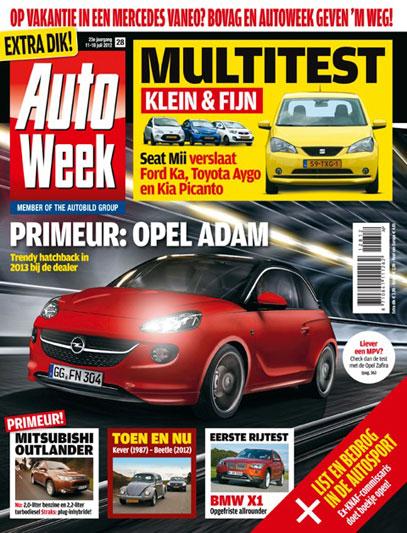 AutoWeek 28 2012