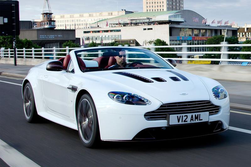 Nu officieel: Aston Martin V12 Vantage Roadster