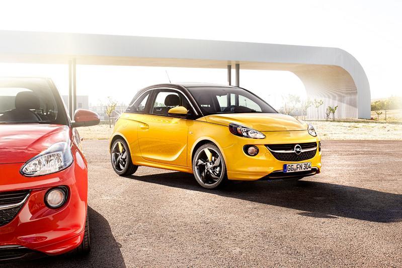 'Meer Opel Adam-varianten op komst'