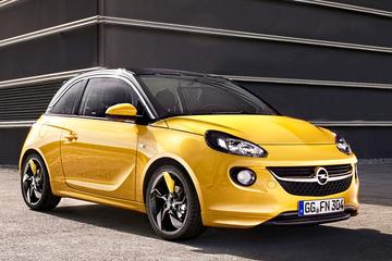Opel Adam 1.4 100pk Slam (2013)