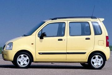Suzuki Wagon R+ 1.3 GL (2000)