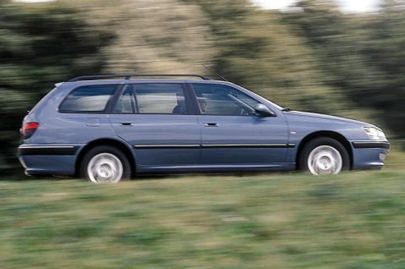 Peugeot 406 Break ST 2.0-16V (2000)