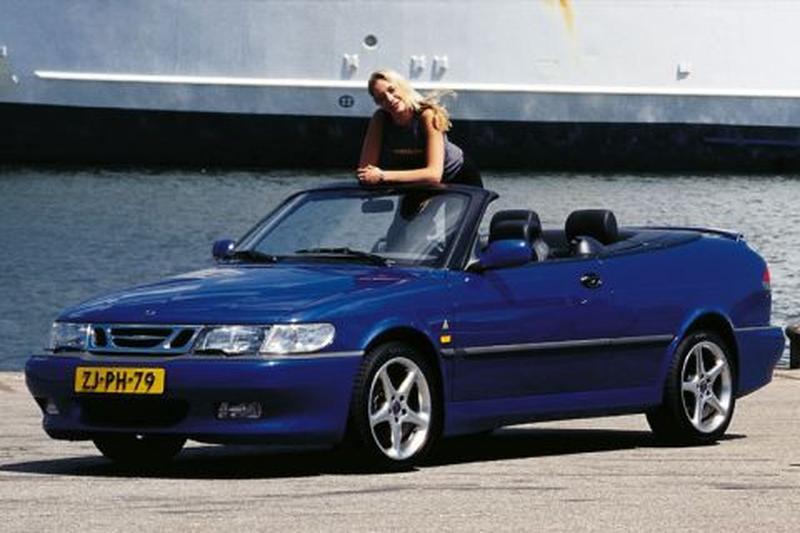 Saab 9-3 Cabriolet Viggen (1999)