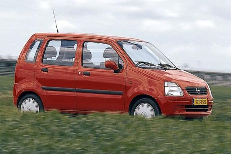 Opel Agila 1.2-16V Comfort (2000)