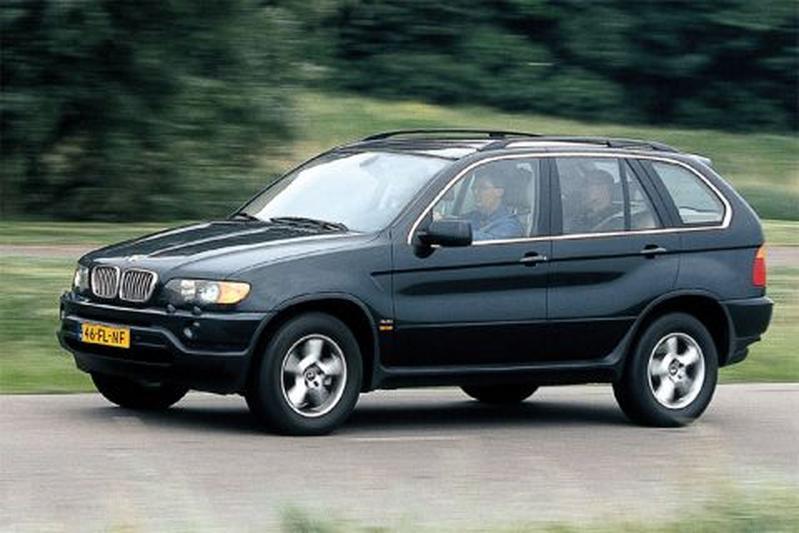 BMW X5 4.4i Executive (2000)