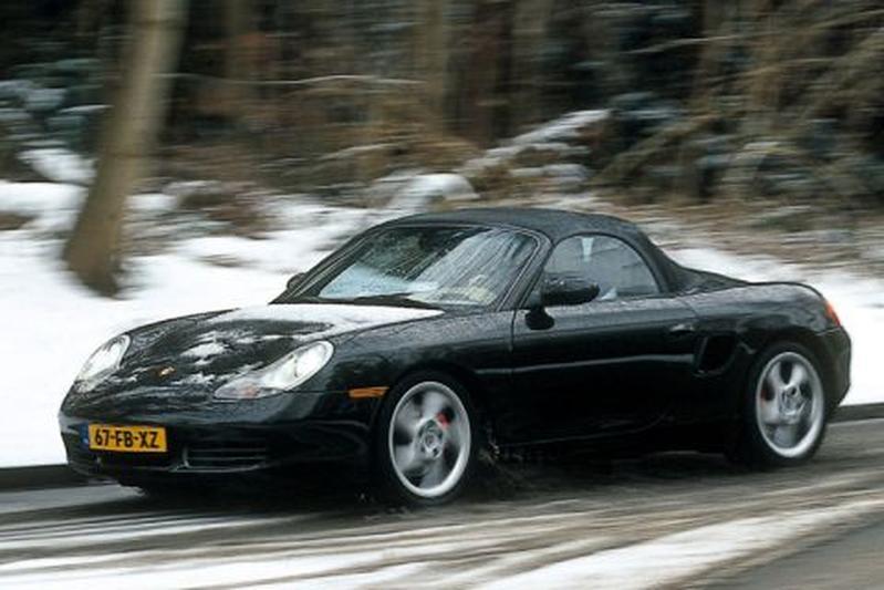 Porsche Boxster S (2000)