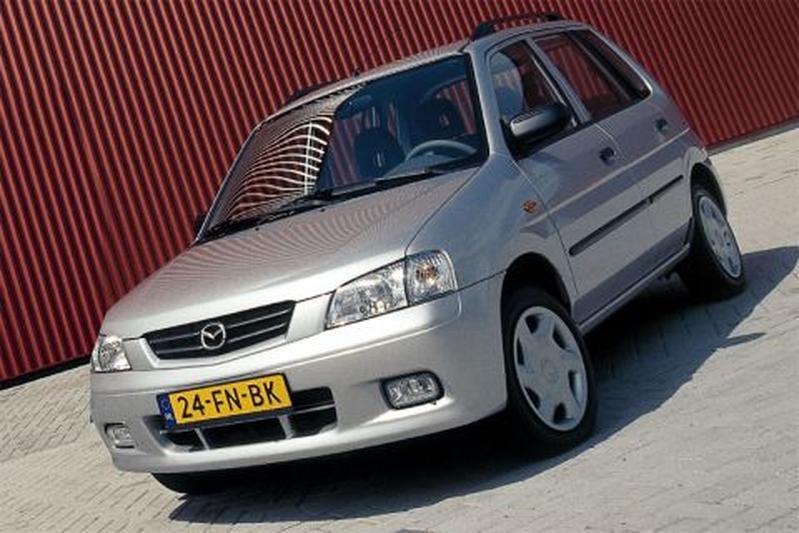 Mazda Demio 1.5 Exclusive (2000)