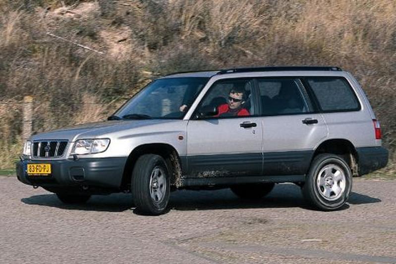 Subaru Forester 2.0 AWD (2000)