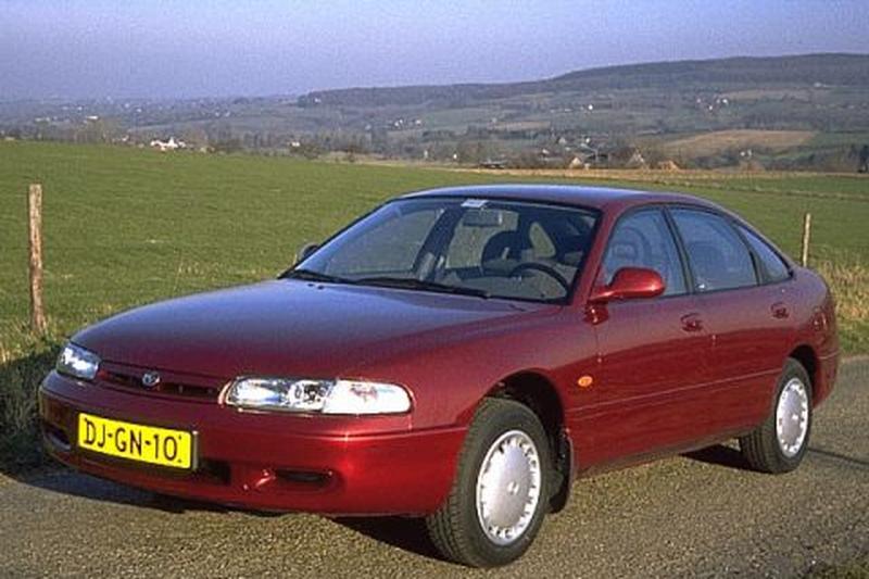 Mazda 626 1.8i GLX (1994)