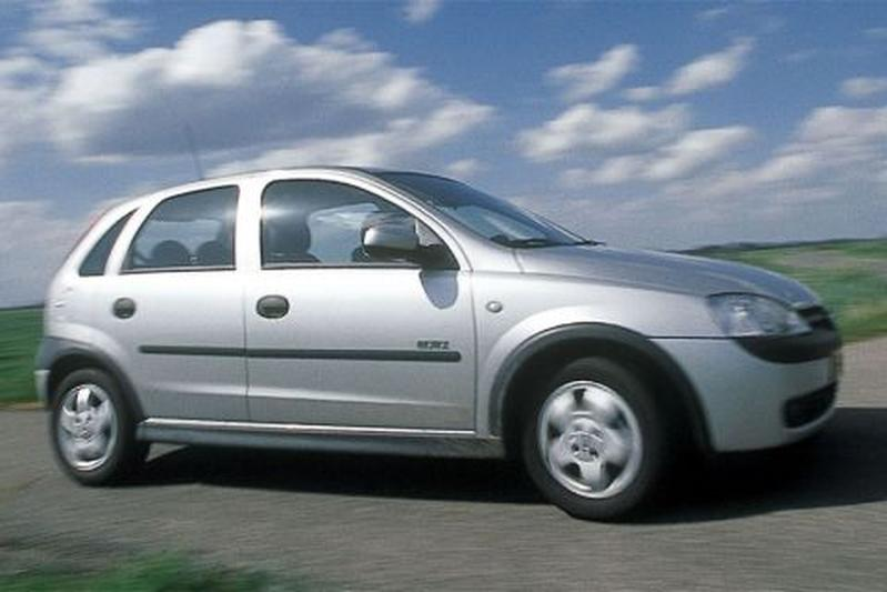 Opel Corsa 1.2-16V Easytronic Elegance (2001)