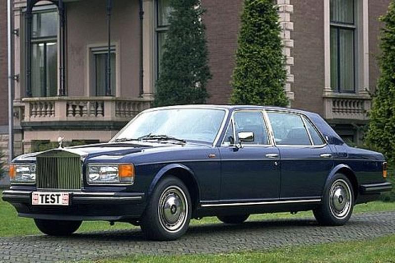 Rolls-Royce Silver Spur III (1994)