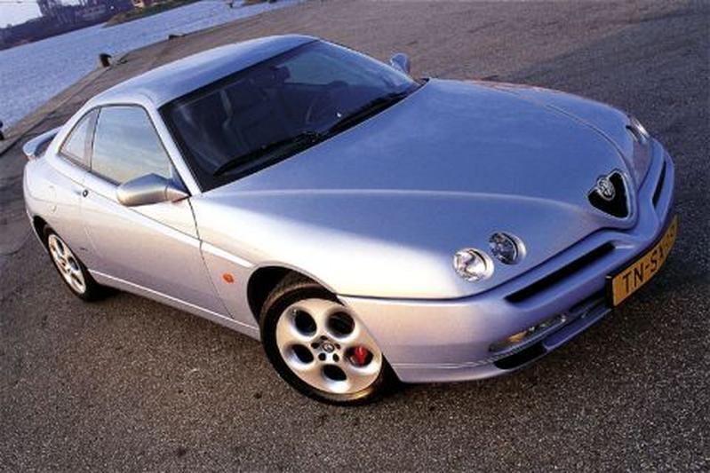 Alfa Romeo GTV 3.0 V6 24V L (1999)