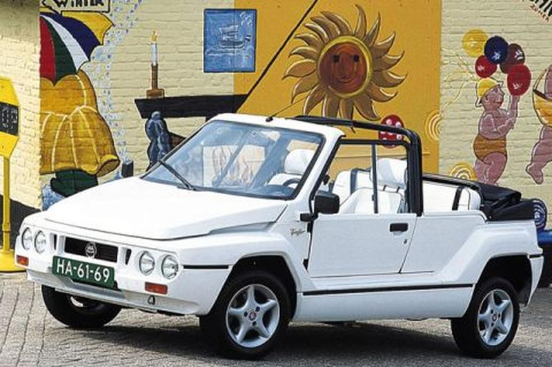 Mega Tjaffer 1.1i Cabrio (1996)
